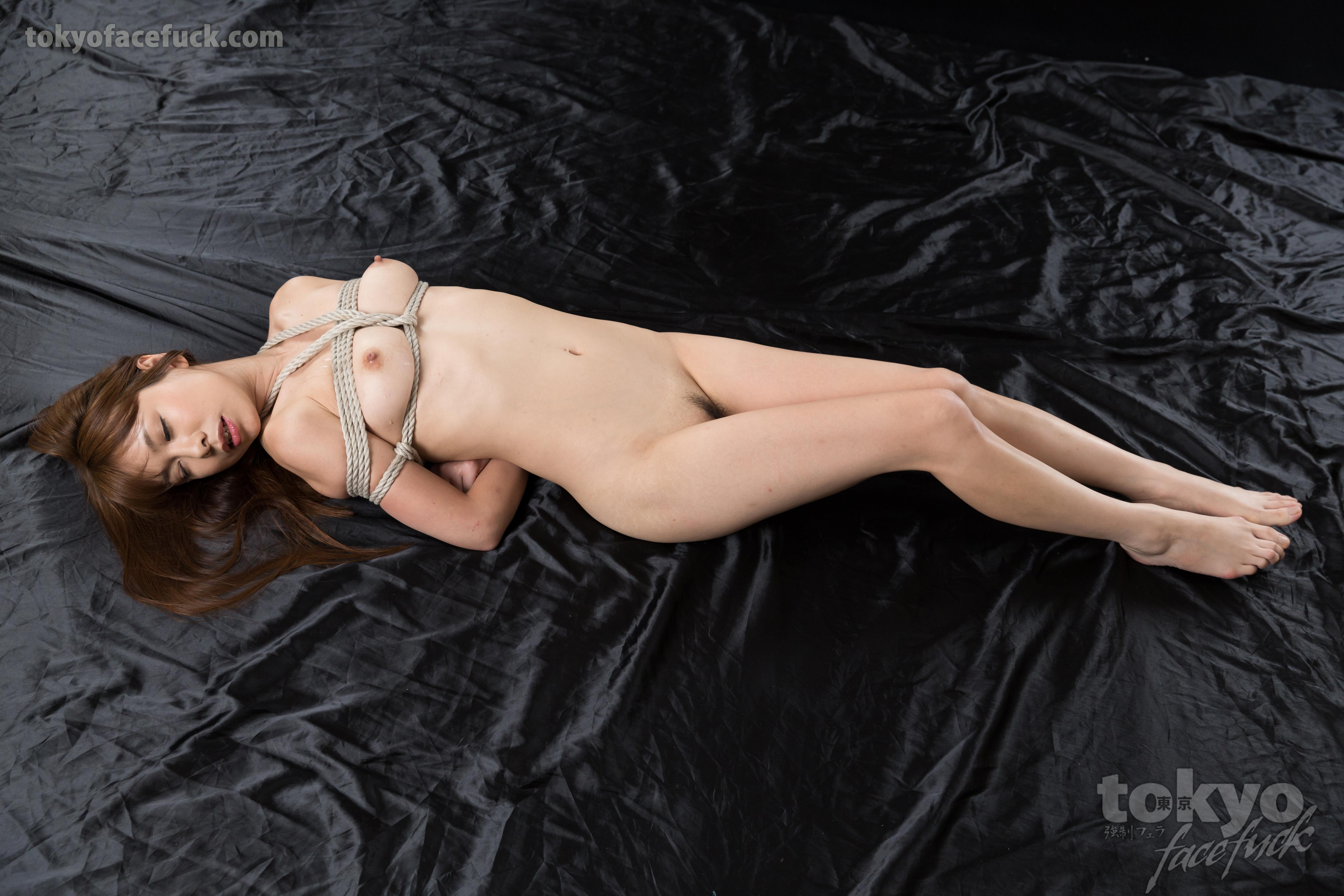 Asian bondage slut gets destroyed 7